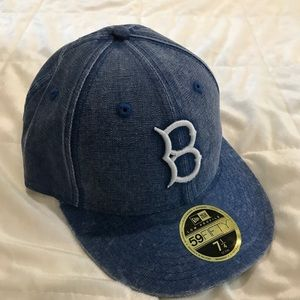 Other - NewEra 59Fifty Brooklyn Dodgers Baseball Hat